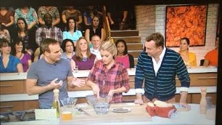 Ron Badach Appearance On Abc's The Chew