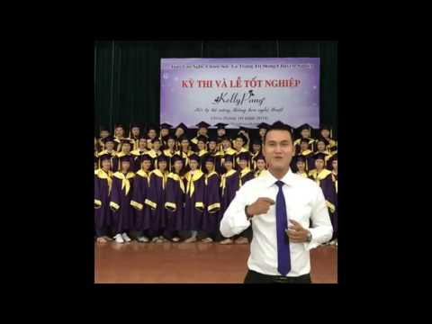 MC Chí Cường - Bilingual English Vietnamese MC for Graduation Ceremony of Kelly Pang