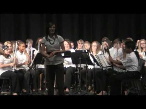 Hamilton Intermediate School 6th Grade 2012 Spring Concert