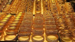 Gold Shops - Grand Bazaar İstanbul