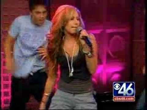"""Ashley Tisdale """"He Said She Said"""" (Live at The Early Show)"""
