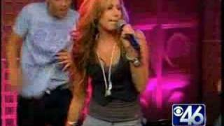 "Ashley Tisdale ""He Said She Said"" (Live at The Early Show)"