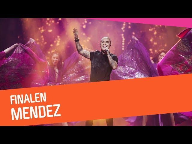 FINAL: Mendez – Everyday | Melodifestivalen 2018