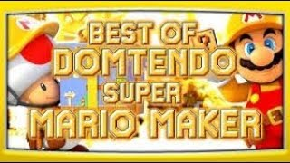 Best Of Domtendo ✦ Mario Maker Online [Komplett] (2015/16)