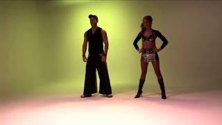 Видео: Reggaeton Nivel 2 a Bailar (10/10) - Academia de Baile