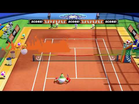 Mario Tennis Aces Game Play (LIVE)
