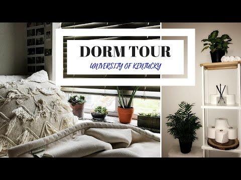 COLLEGE DORM TOUR // University of Kentucky