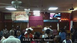 Eben Ezer Baptist Church of Irvington NJ