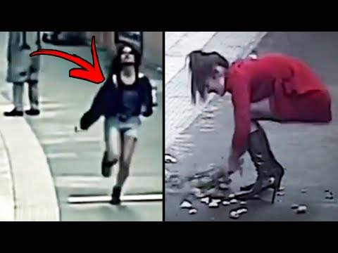 Download STRANGEST EVENTS CAUGHT ON CAMERA & CCTV FOOTAGE!