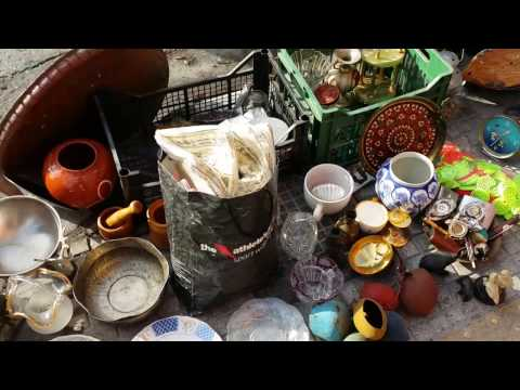 Athens Street Markets - VIDEO TOUR (Monastiraki, Greece)