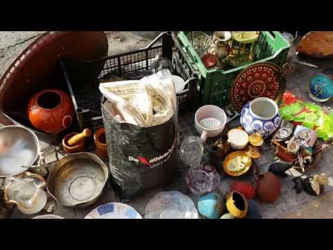 Athens Street Markets - VIDEO TOUR (Monastiraki, Greece)