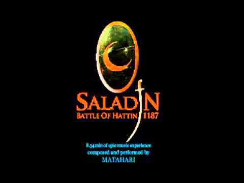 EPIC METAL - Saladin The Battle Of Hattin 1187