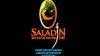 EPIC METAL - Saladin The Battle Of Hattin 1187