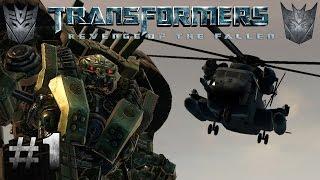 DECEPTICON TRAINING   Transformers: Revenge of the Fallen (Decepticon Campaign) #1