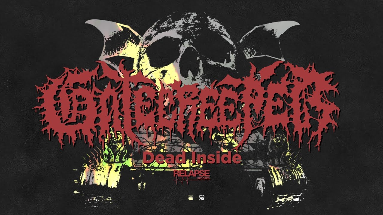 GATECREEPER - Dead Inside (Official Audio)