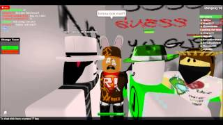 Fedora VS Top Hat (Roblox)