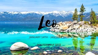 leo this is the one jan 14 20 weekly love reading