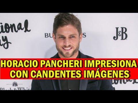 Horacio Pancheri IMPRESIONA Enciende Redes con CANDENTES IMÁGENES de su RUTINA de EJERCICIOS