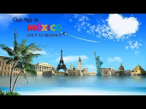 Our all inclusive vacation trip to Cancun, Mexico.