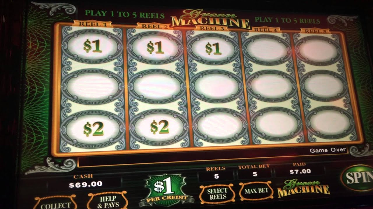 The Green Machine Slot