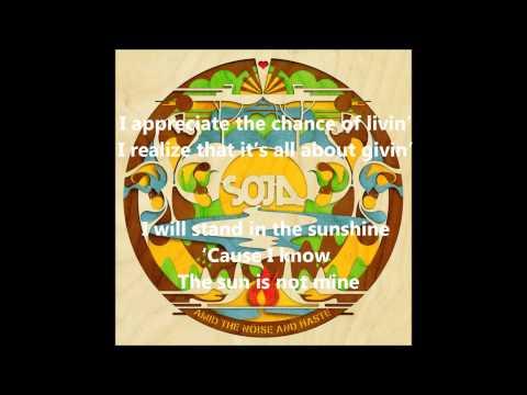 SOJA - Your Song ft Damian Jr Gong Marley Lyrics