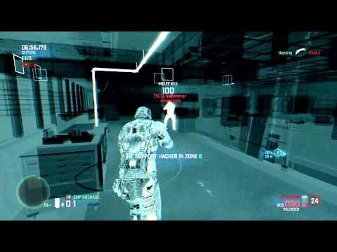 Splinter Cell: Blacklist - Spy vs Merc gameplay: Spy Rampage