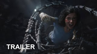 Alita: Battle Angel | Trailer 2 | Fox Star India | Coming Soon