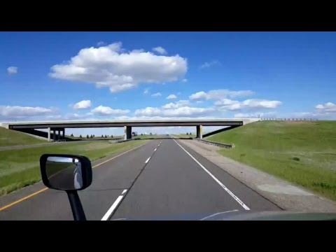 BigRigTravels LIVE! - Laramie, Wyoming to Sidney, Nebraska - Interstate 80 East - May 23, 2017