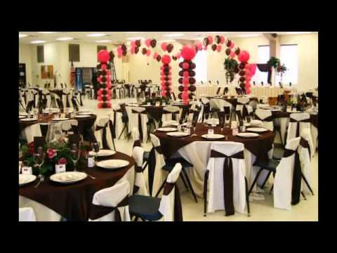 Pink, Chocolate Brown and Ivory Balloon Dance Floor Personal - YouTube