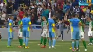 Футбол Астана-Жальгирис 2:1 Лига Чемпионов 2016-2017 / Football Astana vs Žalgiris Champions League
