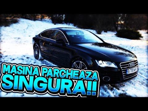 Audi A7 313 CP 3.0 TDI - Masina care Parcheaza SINGURA !!