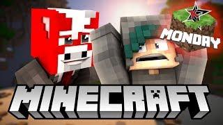 FIGHTING DANTDM!? - Minecraft Mondays Week 1 Highlights