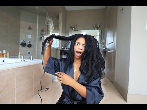 de'arra-almost-destroyed-her-hair!!!-|-quarantine-vlog