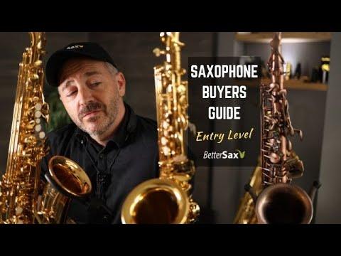 YAMAHA vs JEAN PAUL vs AMAZON | Alto Saxophone - Entry Level Buyers Guide