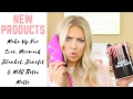 New Products | Make Up for Ever Artist Liquid Matte, Mermaid Blankets, Benefit & MAC Retro Matte