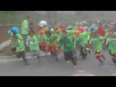 Evergreen Country Day School- Run For Education 2013