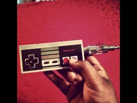 Nintendo Controller Mod! The Daily Vapor Custom