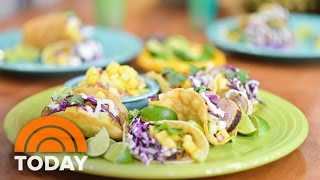 How To Make The Best Tacos Katie Lee Ate In Mexico | TODAY