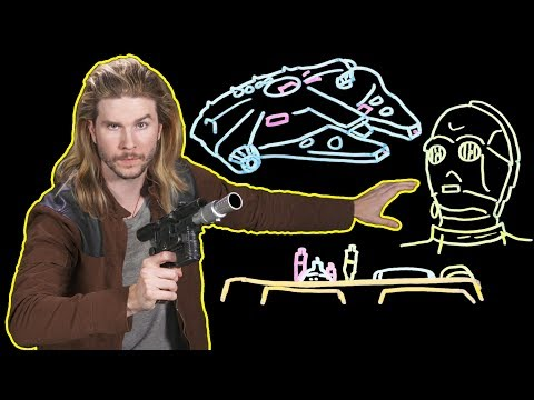 Is Han Solo Wrong about Hyperspace?