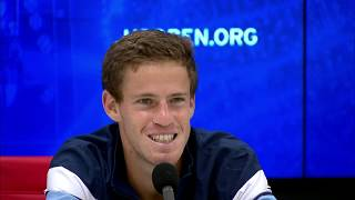 "Diego Schwartzman: ""Nadal is like a lion in the jungle!"" 