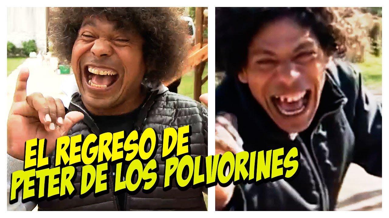 Download ¡PETER DE LOS POLVORINES VOLVIÓ A POLICÍAS EN ACCIÓN!