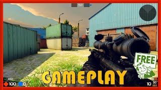 WARMODE - GAMEPLAY / REVIEW - FREE STEAM GAME 🤑