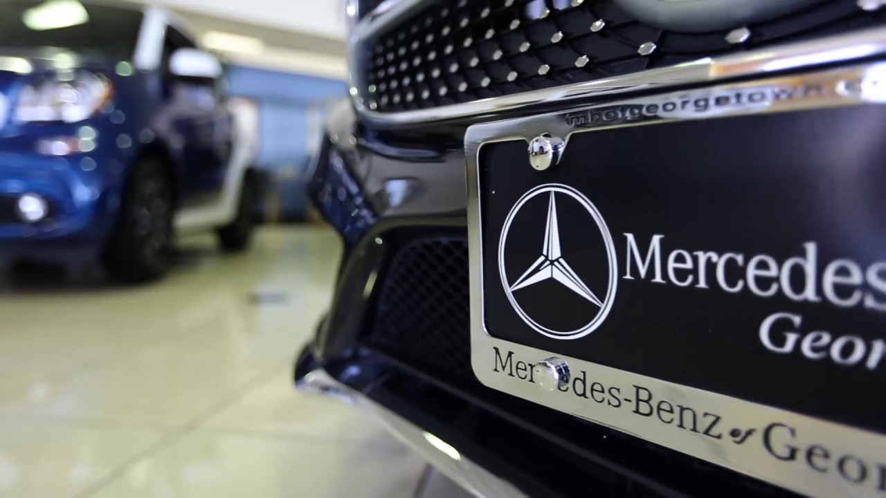 Welcome To Mercedes Benz Of Georgetown!