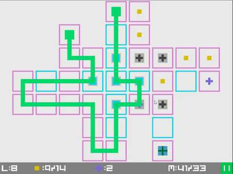 Rewired Walkthrough Part 1 Levels 1 - 11 Cool Math G