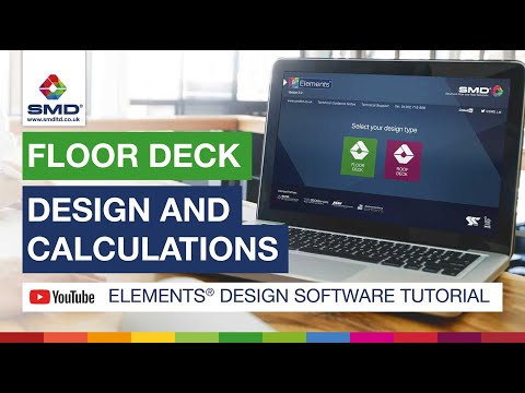 Software Elements® for Floor and Roof Deck