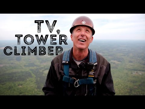 TV Tower Climber