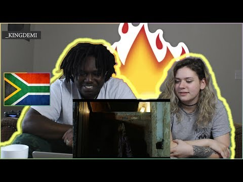 SAUDI - MAKE YOU PROUD    AMERICANS REACT TO AFRICAN MUSIC