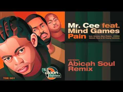 TDE001 - Mr. Cee feat. Mind Games - Pain (Abicah Soul Remix)
