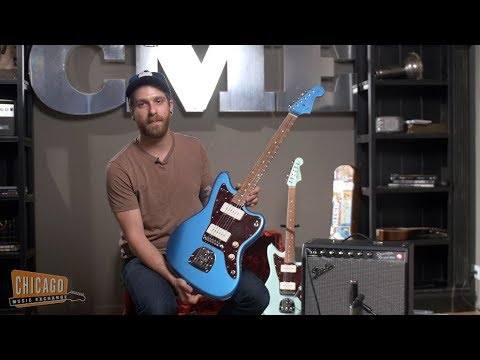 Chicago Music Exchange Exclusive Classic Player Jazzmaster | CME Gear Demo | Shelby Pollard