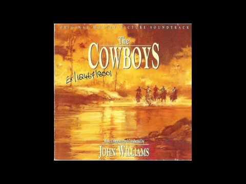 The Cowboys | Soundtrack Suite (John Williams)